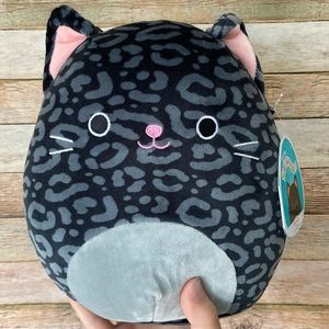 Squishmallow Xiomara The Black Panther Cat NEW